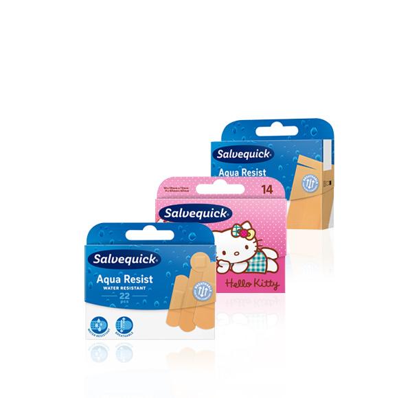 Salvequick Produkte