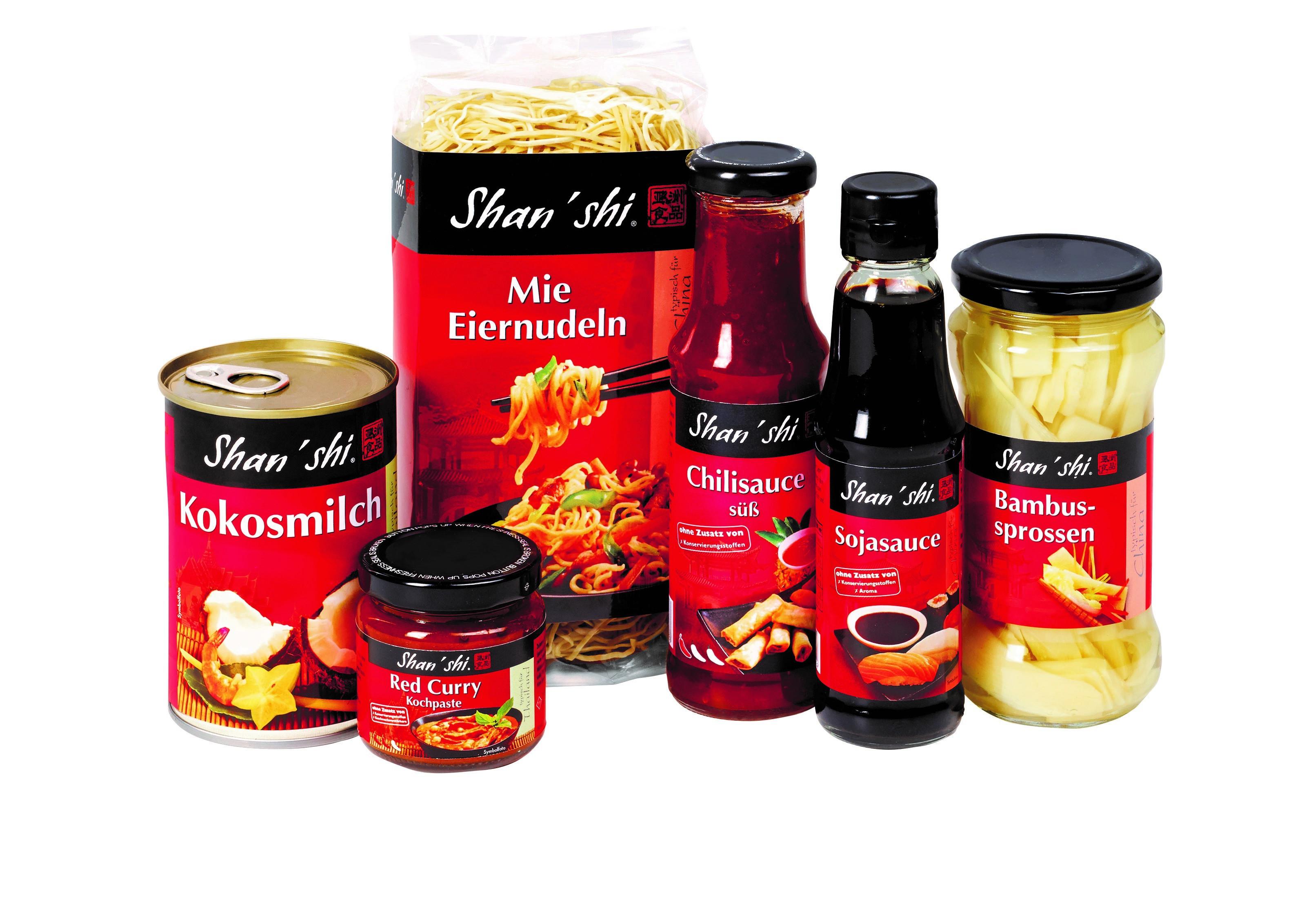 Shan Shi Produkte