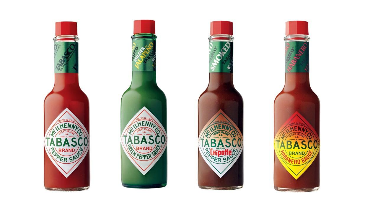 Tabasco Pepper Sauces