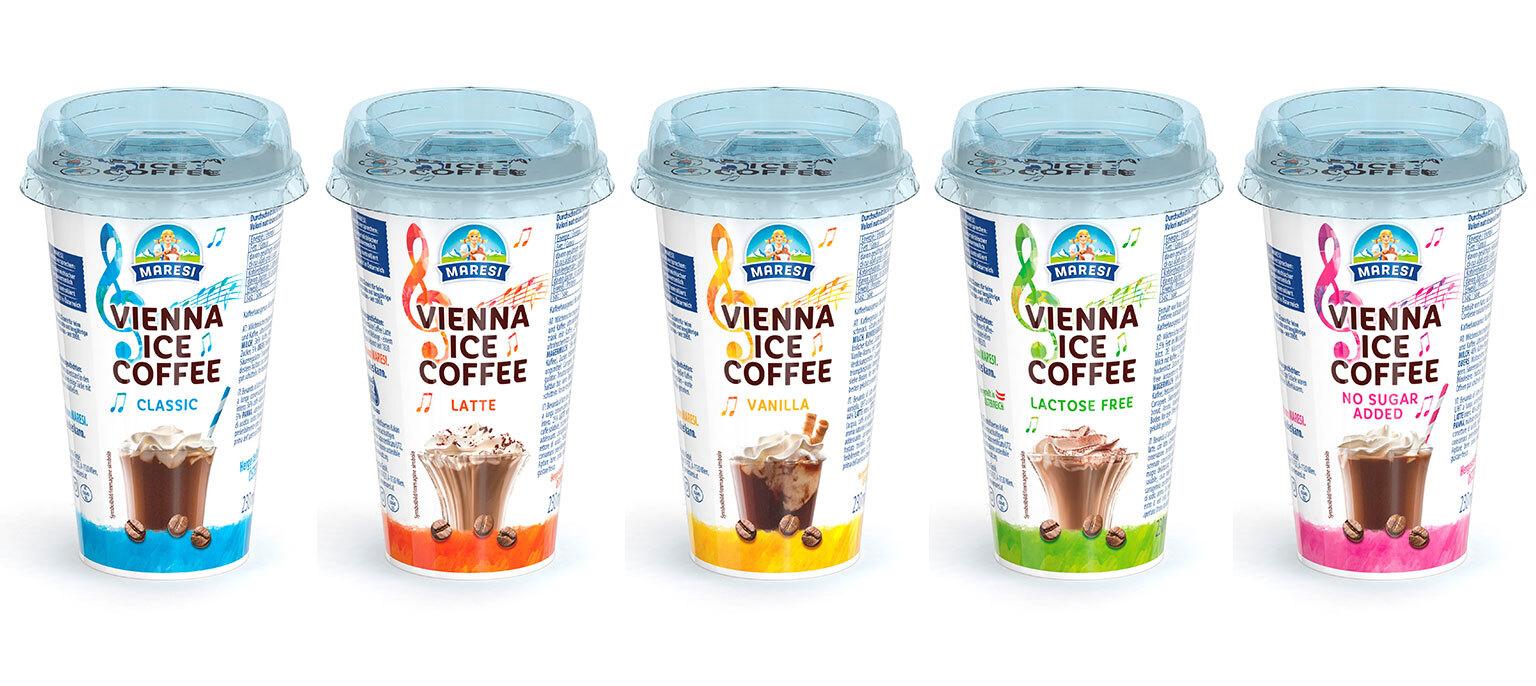 Vienna Ice Coffee