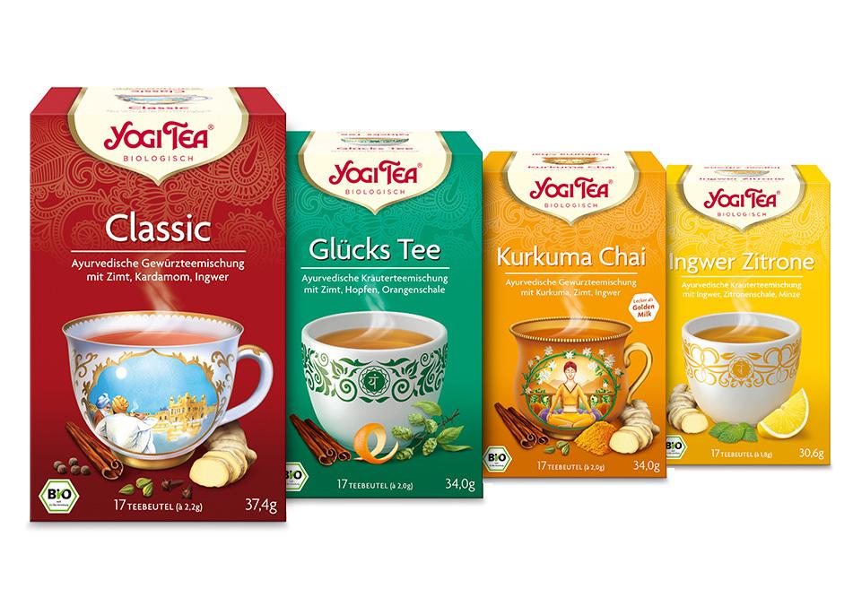 Yogo Tea