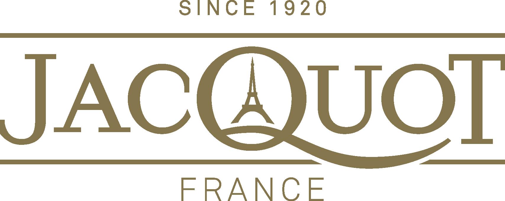 Jacquot Gold Logo Transparent