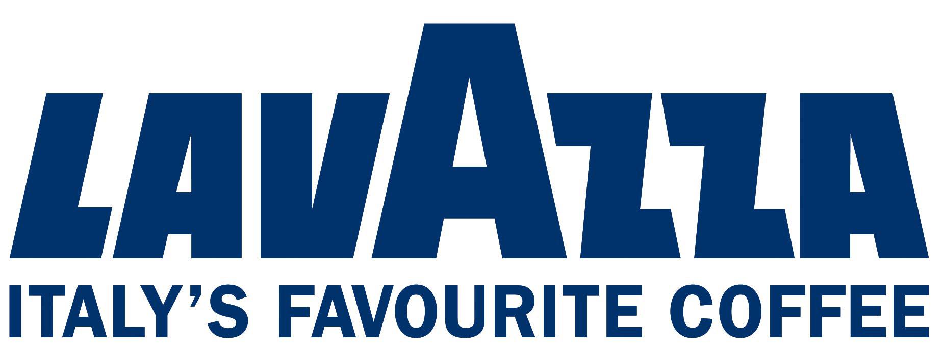 Lavazza Ifc Schriftzug Blau Logo